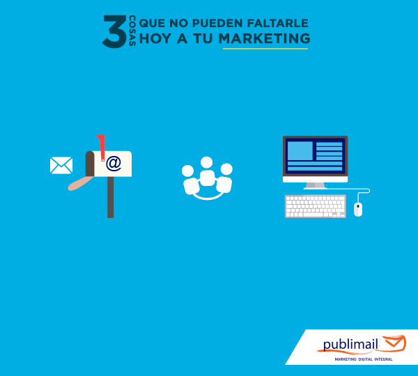 Bases del marketing digital